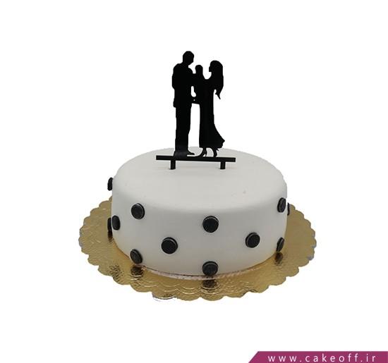 کیک اسفنجی - کیک خانواده دوست داشتنی من | کیک آف