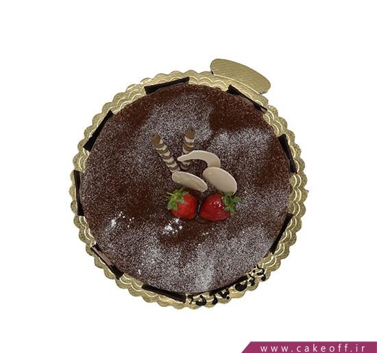 سفارش کیک اینترنتی - کیک دو گیلاس | کیک آف