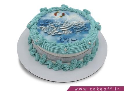 کیک سفره هفت سین - کیک عید دعای سال تحویل | کیک آف