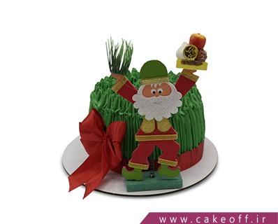 کیک عید نوروز - کیک عید اومده بهاره | کیک آف