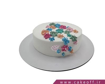 کیک ساده - کیک پیش به سوی کیک | کیک آف