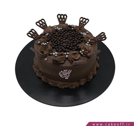 کیک شکلاتی - کیک یک عصرانه باشکوه   کیک آف