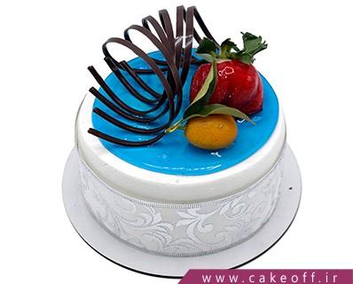 کیک تولد ساده گیپوری | کیک آف