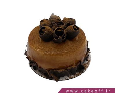 کیک تولد ساده - کیک شکلاتی بانی | کیک آف