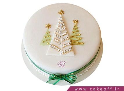 کیک سال نو میلادی | کیک آف