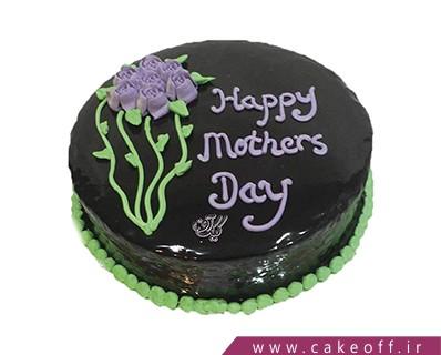 کیک تولد مادر با صفای من | کیک آف