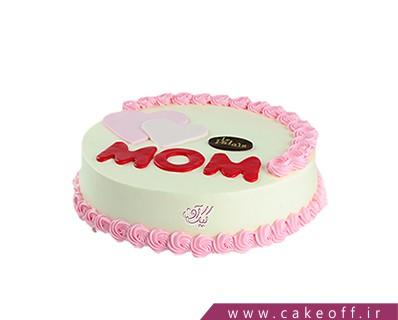 کیک تولد مادر فداکار | کیک آف