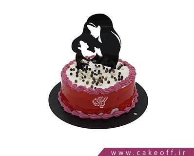 کیک روز مادر - کیک روز زن - کیک مهر مادری | کیک آف