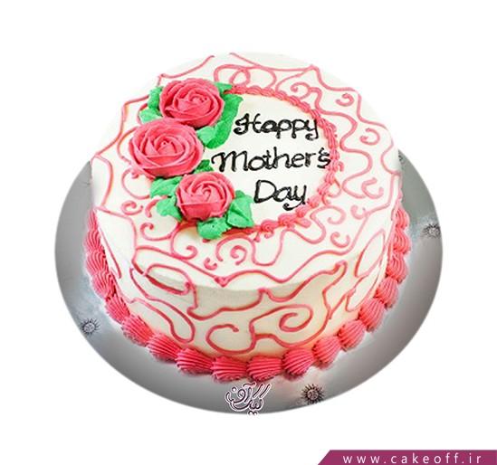 کیک تولد مادر گلم | کیک آف