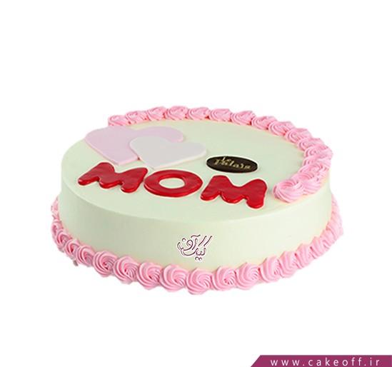 کیک تولد مادر فداکار