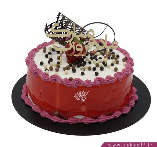 کیک مادر صبور من