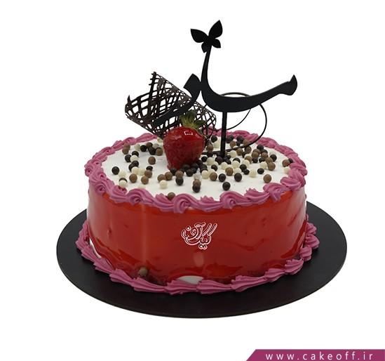 کیک روز مادر و دور همی خانوادگی