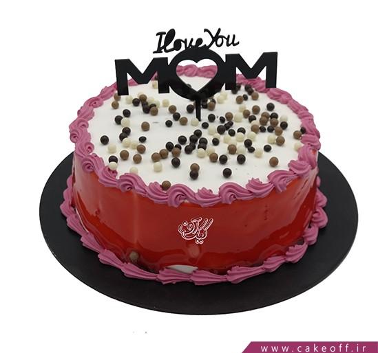 کیک مادرم ،تاج سرم