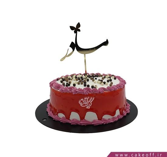 کیک روز زن - کیک مادر مهربان من | کیک آف
