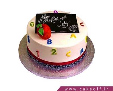 کیک روز معلم - کیک میم مثل معلم | کیک آف
