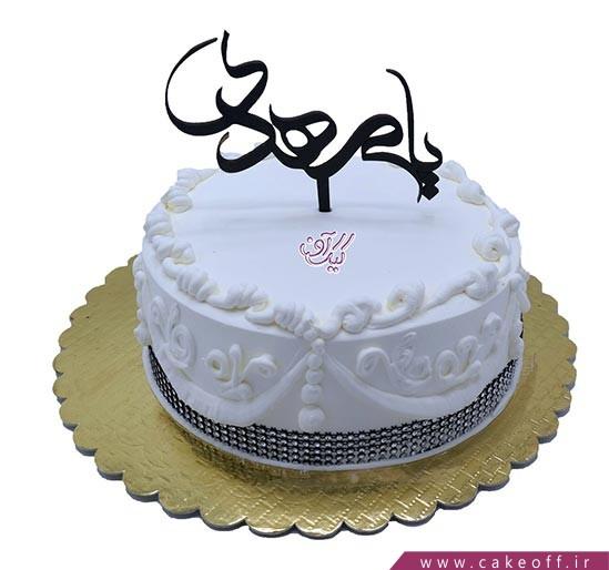 کیک تولد مذهبی - کیک نیمه شعبان | کیک آف