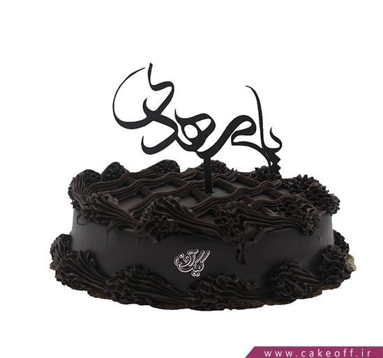 کیک مذهبی حضرت مهدی