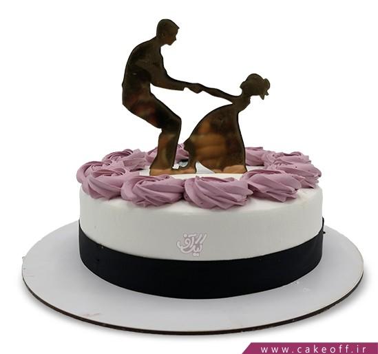 کیک روز پدر عمو نوروز 2