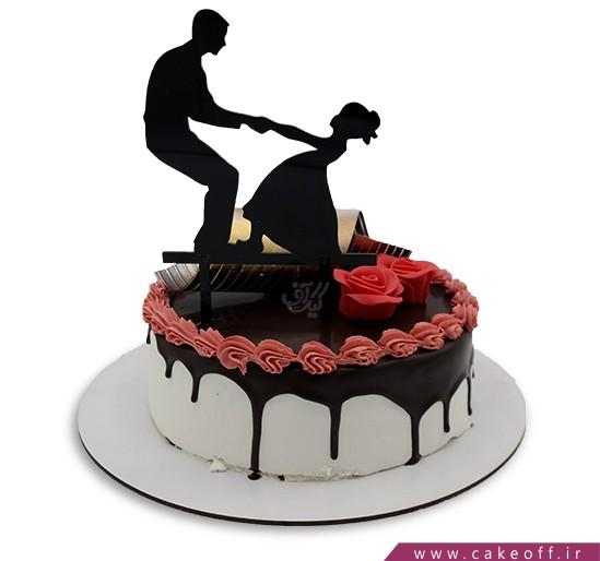 کیک روز مرد - کیک روز پدر ناتلی ۱ | کیک آف