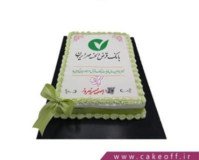 انواع کیک تولد - کیک تصویری بانک مهر | کیک آف