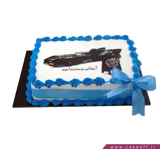 کیک بتمن محافظ