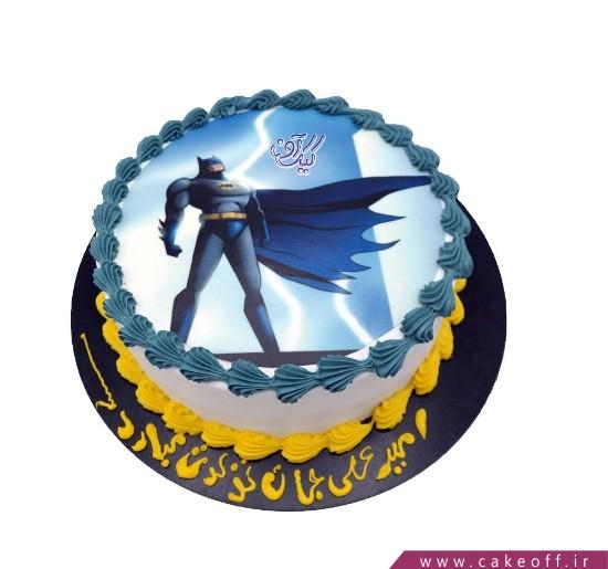 کیک بتمن در نبرد