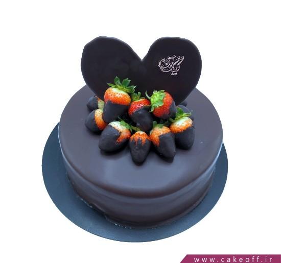 کیک شکلاتی پانی | کیک آف