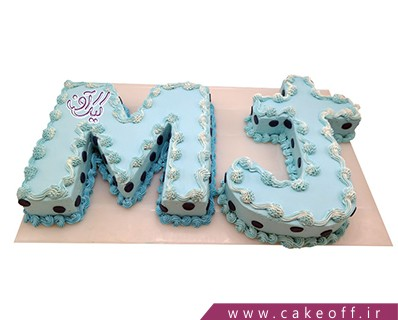 کیک تولد زیبا - کیک تولد خاص - کیک m & j | کیک آف