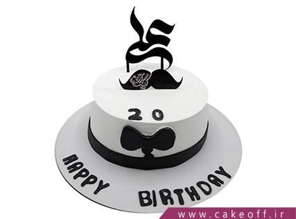 انواع کیک تولد - کیک پیراهن تولد تو | کیک آف