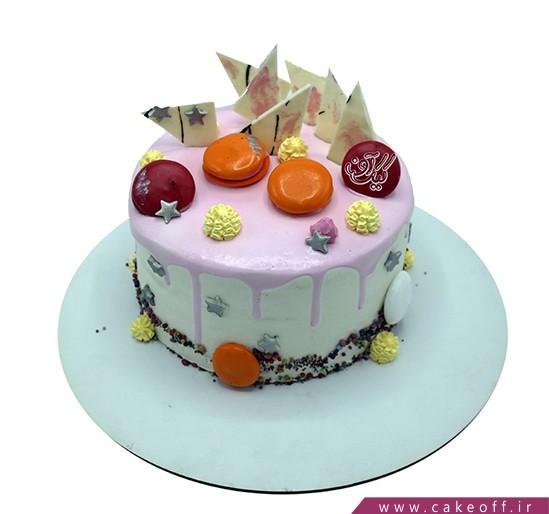 کیک تولد ساده رانا | کیک آف