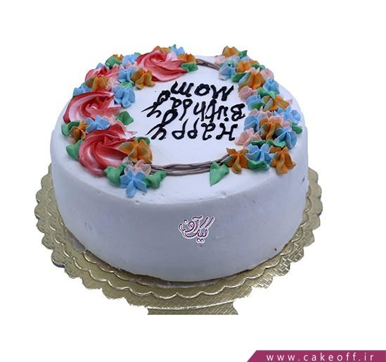 کیک تولد ساده و خوشمزه