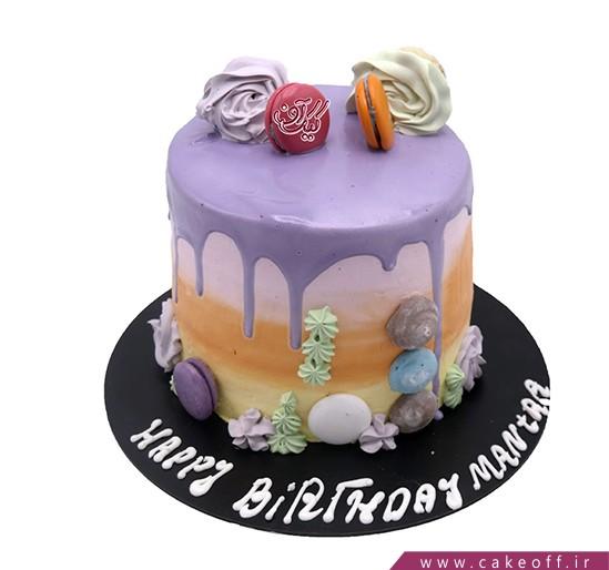 کیک رنگین کمان ناتلین
