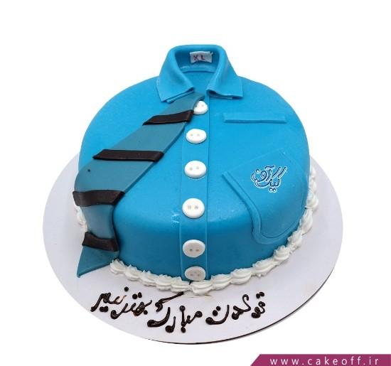 کیک تولد مردانه بهترین مرد