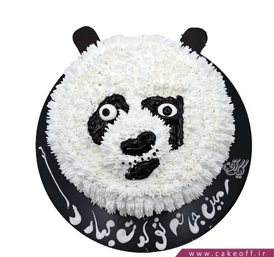 کیک پاندا - کیک پاندای کونگ فوکار ۴ | کیک آف