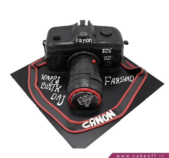 کیک تولد - کیک دوربین ۸ | کیک آف