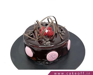 کیک تولد شکلاتی پامچال | کیک آف