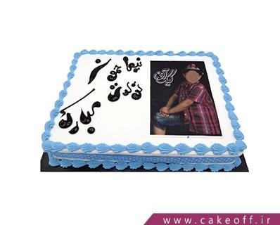 جدیدترین کیک تولد - کیک تولد چاپی نیما | کیک آف