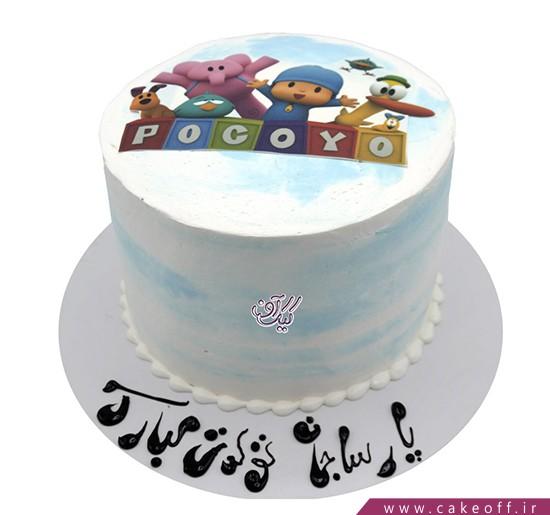 کیک پوکویو و دوستان | کیک آف