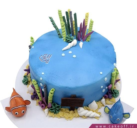 کیک تولد ماهی نمو ۳ | کیک آف