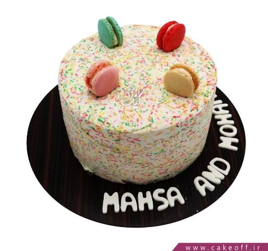 سفارش کیک اینترنتی - کیک شاه ناز | کیک آف