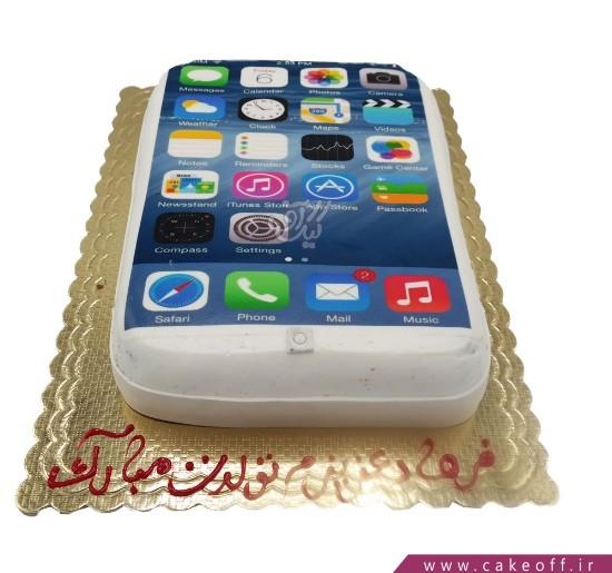 کیک تولد خاص - کیک موبایل 4 | کیک آف
