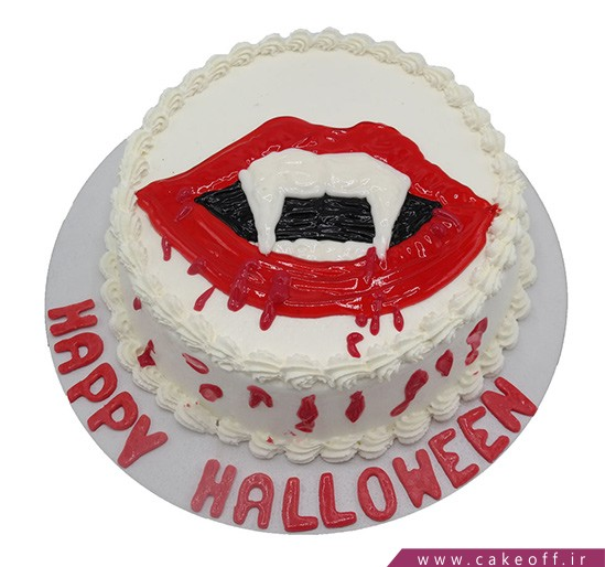 کیک تولد خاص - کیک ومپایر | کیک آف