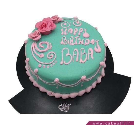 کیک روز مادر مهرین | کیک آف