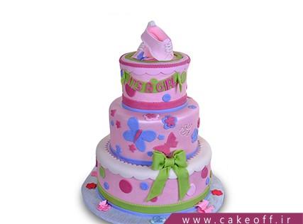 کیک جشن سیسمونی