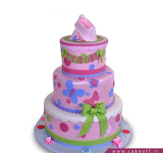کیک پا یه پا