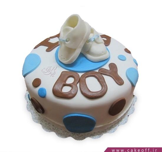 کیک گام اول