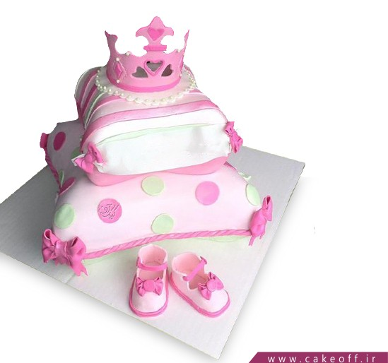 کیک قدم نو