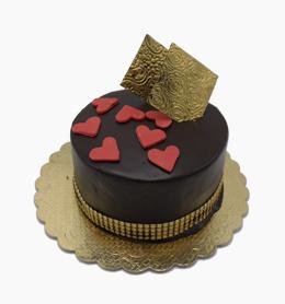 کیک عاشقانه