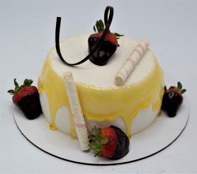 کیک چکه زرد 12/25