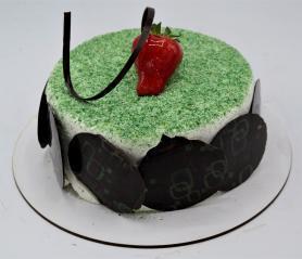 کیک سبز  12/26